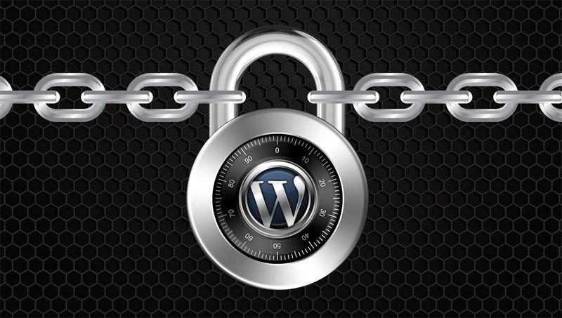 Wordpress security for website building