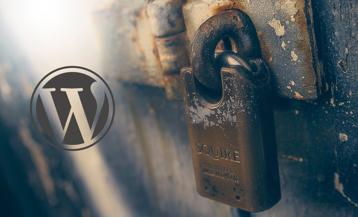 security of your wordpress site paramount
