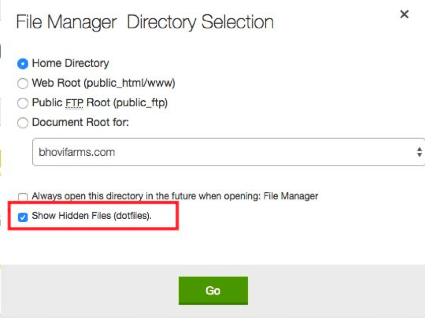 limit access to WordPress admin directory