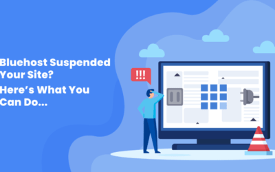 Bluehost Account Suspended? Here's How You Can Fix it