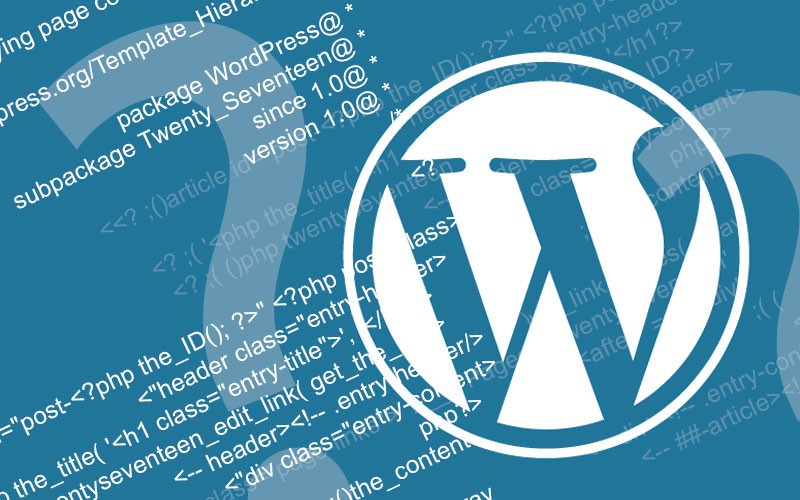 Wordpress file permissions crucial for the site's safety