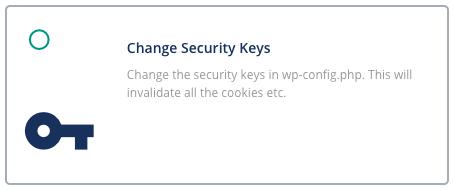 Secure WordPress Admin