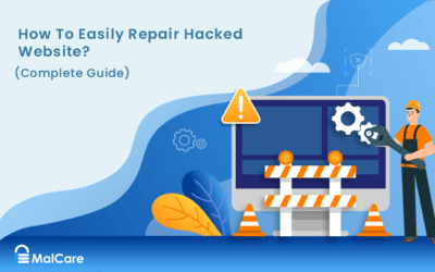 How To Easily Repair Hacked Website? (Complete Guide)