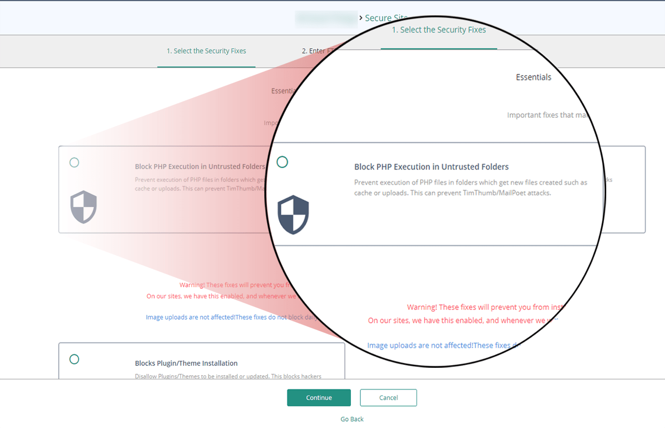 WordPress Firewall Plugin - Protect Your Site From Malware