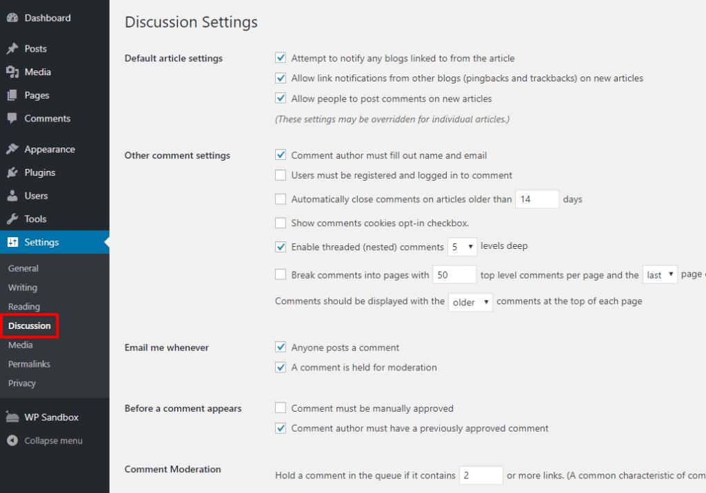 wordpress launch checklist