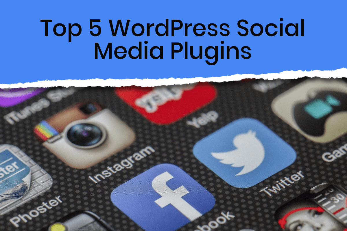 Top 5 WordPress social media plugins shared by MalCare
