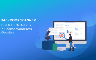 How to Scan Backdoors of Your Hacked WordPress Site?