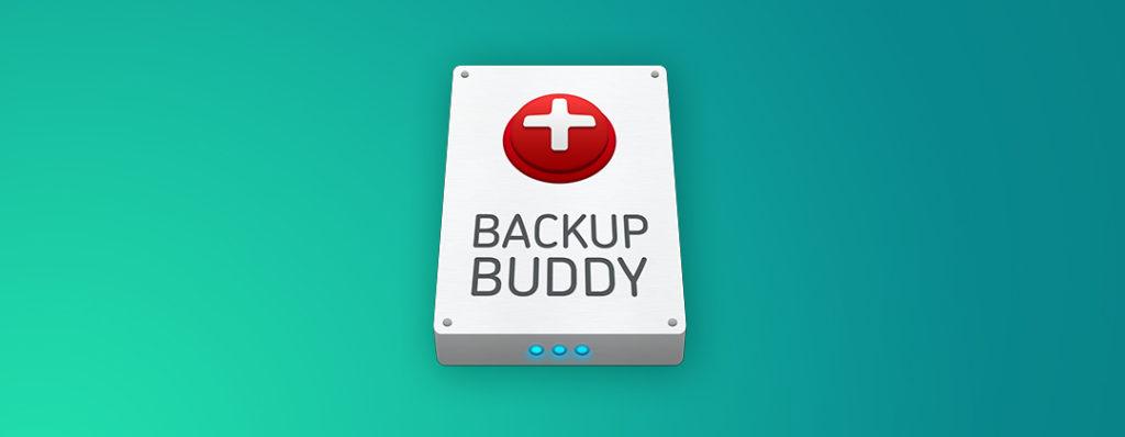 BackupBuddy: WordPress backup plugin