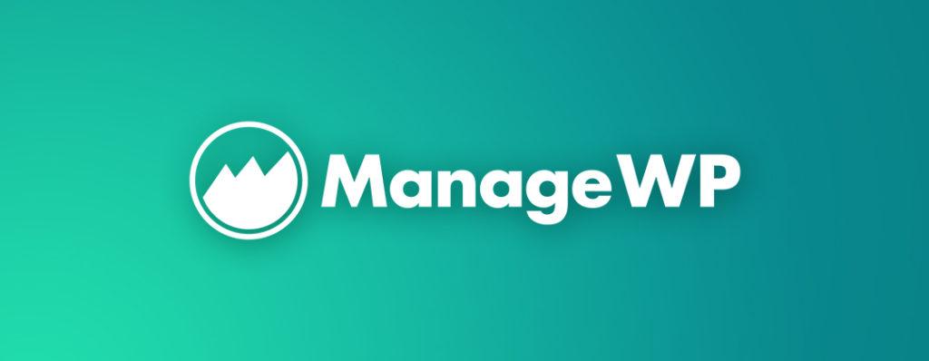 ManageWP: WordPress backup plugin