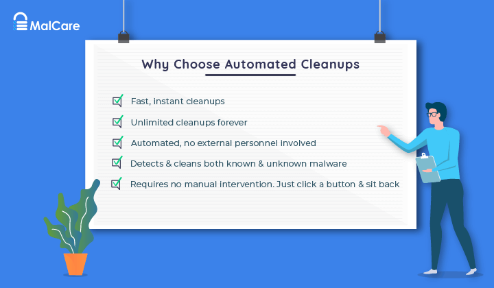 Why Choose Automated Cleanups