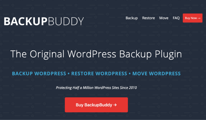 BackupBuddy Staging Plugin