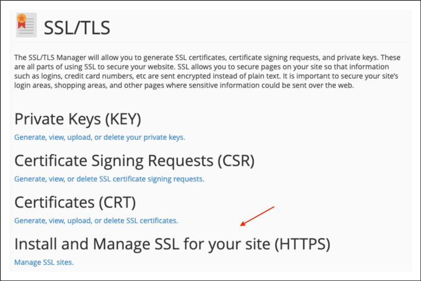 Installing and Managing SSL for WordPress website