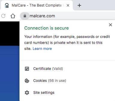 secure a wordpress website by using an SSL Certificate