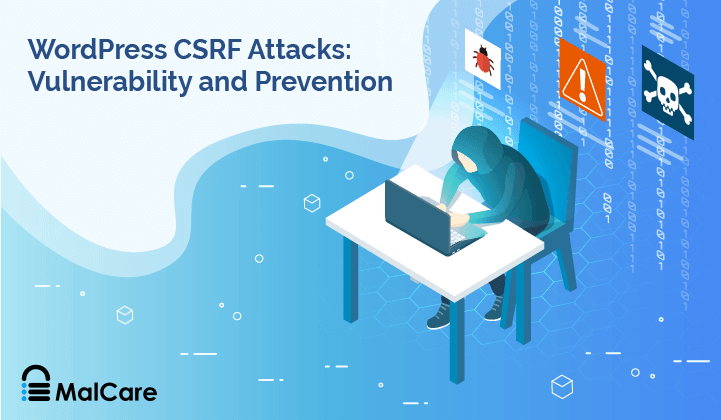prevent WordPress CSRF attacks