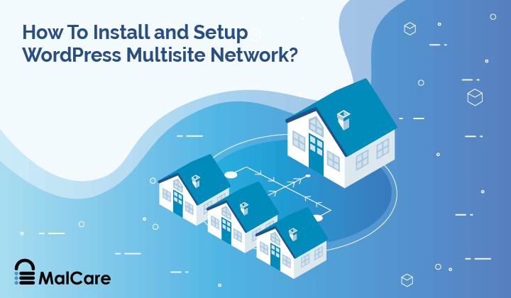 Installing WordPress Multisite network
