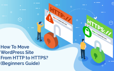 How To Move WordPress Site From HTTP to HTTPS? (Beginners Guide)