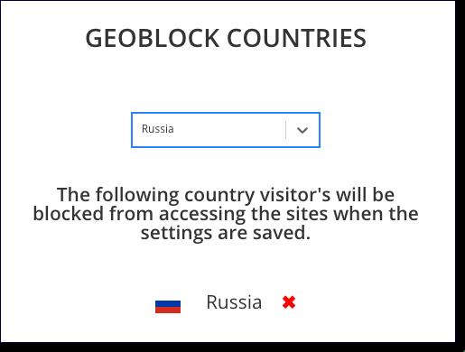 malcare geoblocking countries