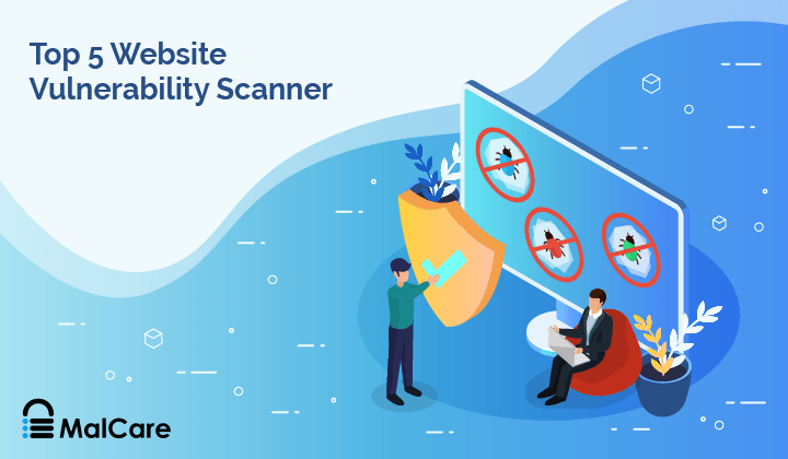 wordpress website vulnerability scanner
