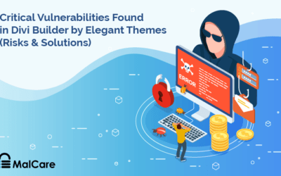 Critical Vulnerabilities Found in Divi Builder by Elegant Themes (How to Fix)