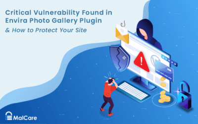 Critical Vulnerability Found in Envira Photo Gallery Plugin & How to Protect Your Site