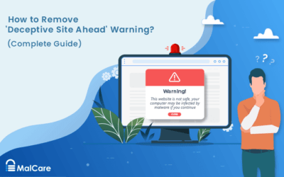 How To Remove 'Deceptive Site Ahead' Warning?