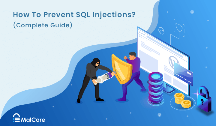 preventing sql injections