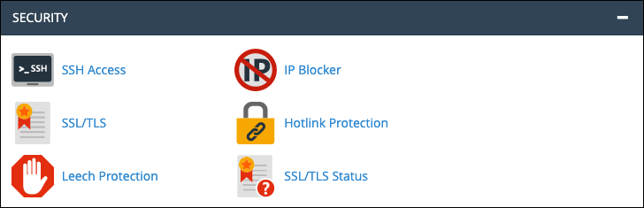 web host ssl certificate!