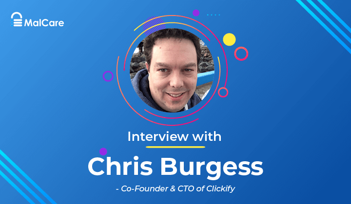Interview with Chris Burgess
