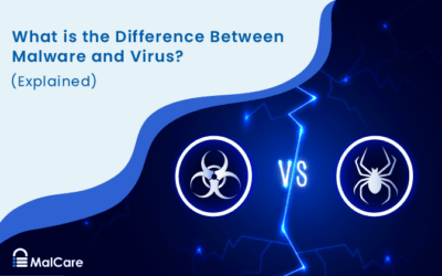 What Is the Difference Between Malware And Virus? (Explained)