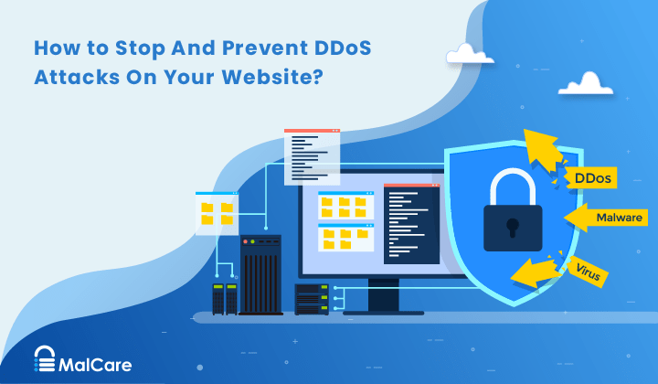 how to stop ddos attacks