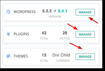 blogvaualt manage feature