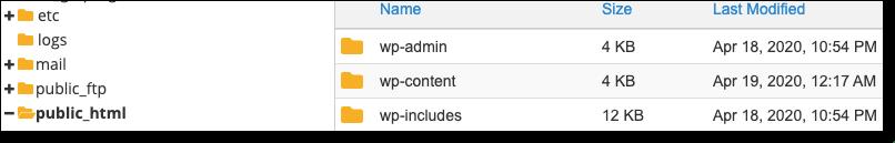 folders-in-wordpress