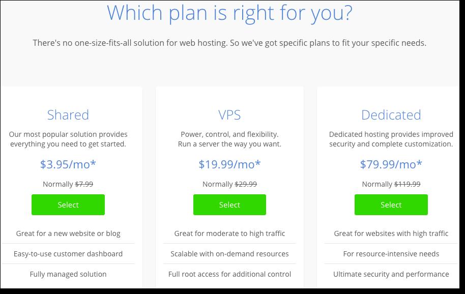 hosting-plan-rates