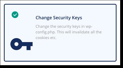 malcare-change-security-keys
