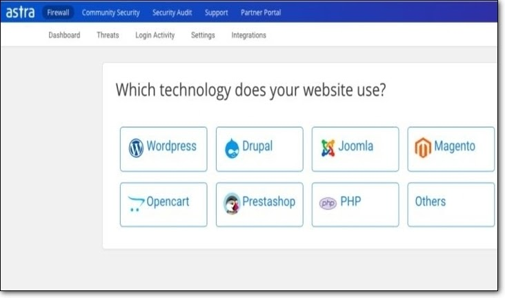Astra Web Security - A security plugin for WordPress