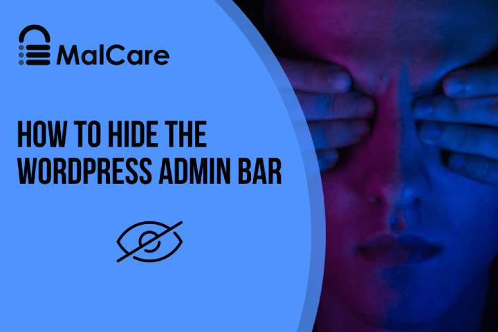How to Hide WordPress Admin Bar?