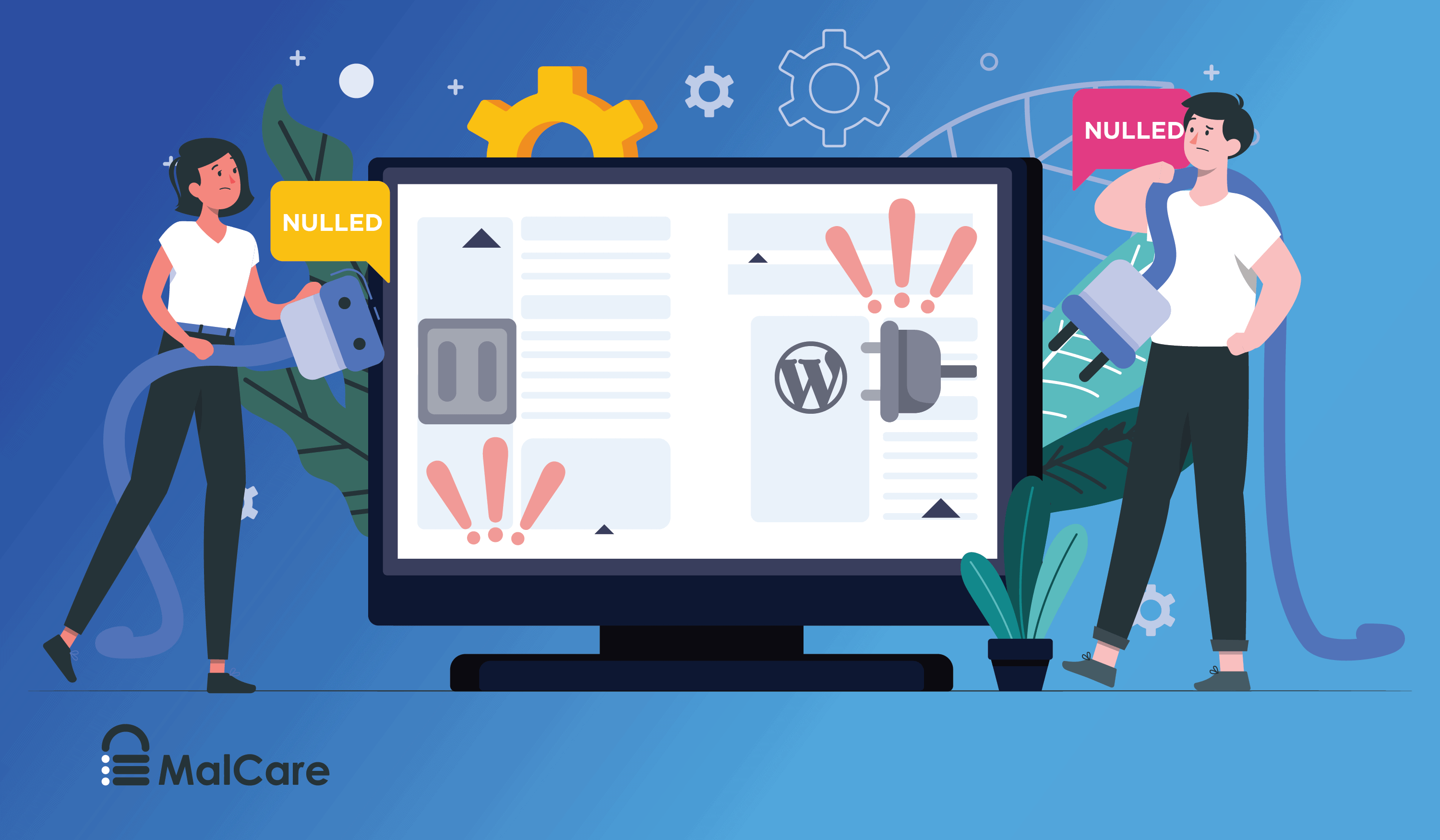 Nulled WordPress Themes and Nulled WordPress Plugins