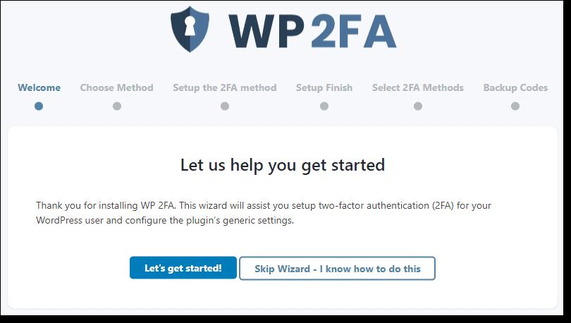 WP 2FA