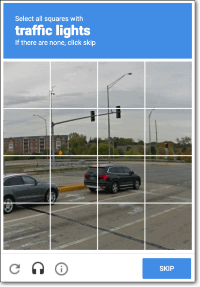 captcha protection