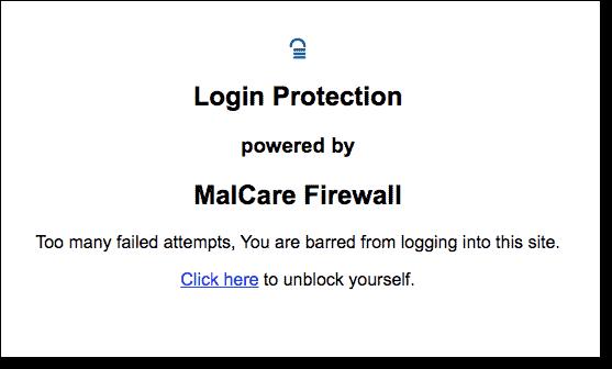 malcare login protection