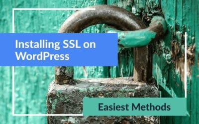 How to Install SSL Certificate on WordPress Website
