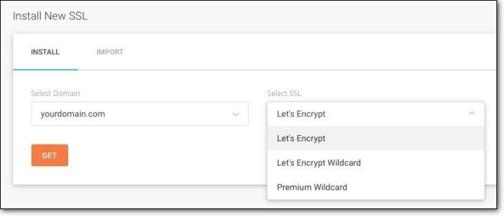 siteground ssl install