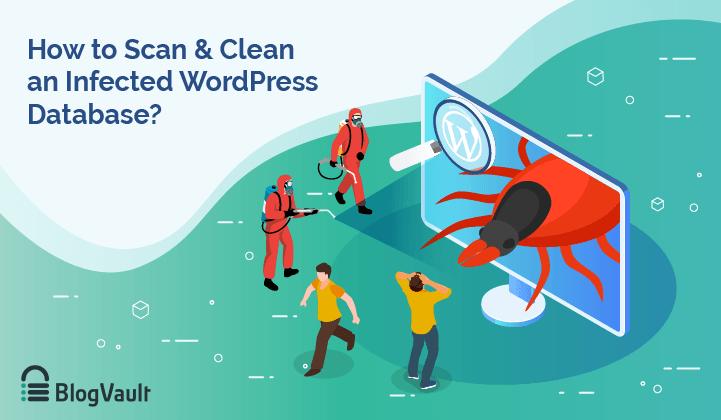 Scan WordPress Database for Malware