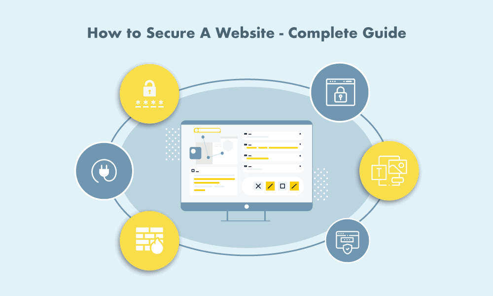 How to Secure A Website? (Complete Website Security Guide)