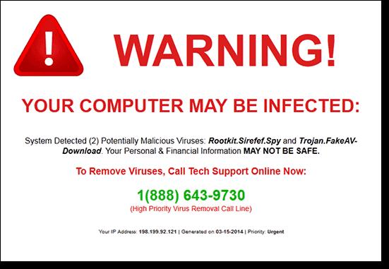 Adware malware
