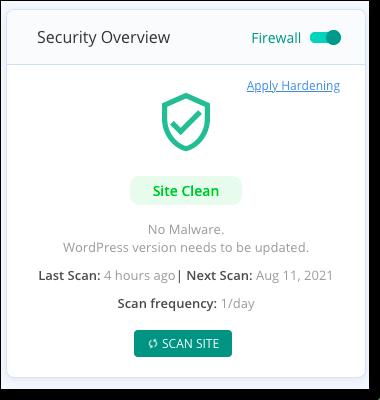 Clean WordPress redirect hack malware instantly
