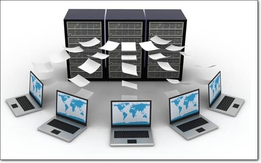 Web host security