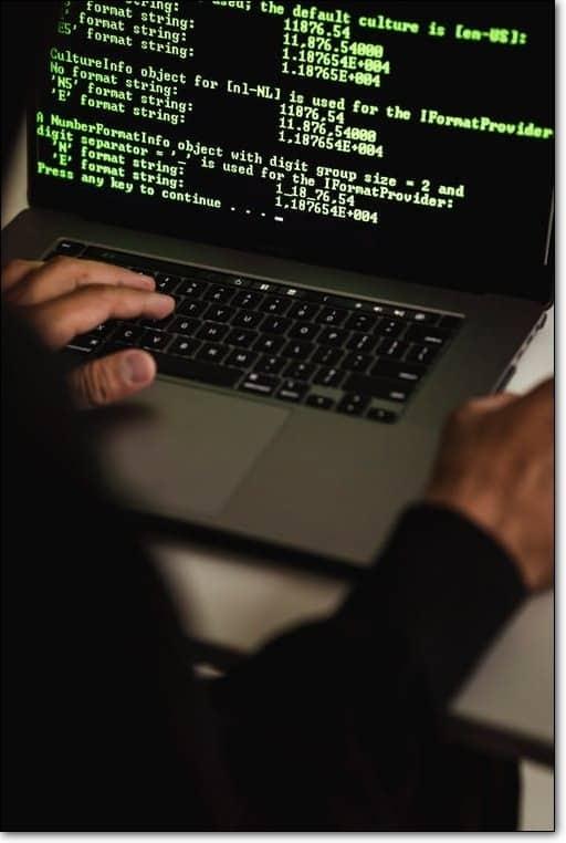 Hidden malware in WordPress